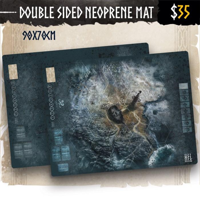 Double Sided Neoprene Mat