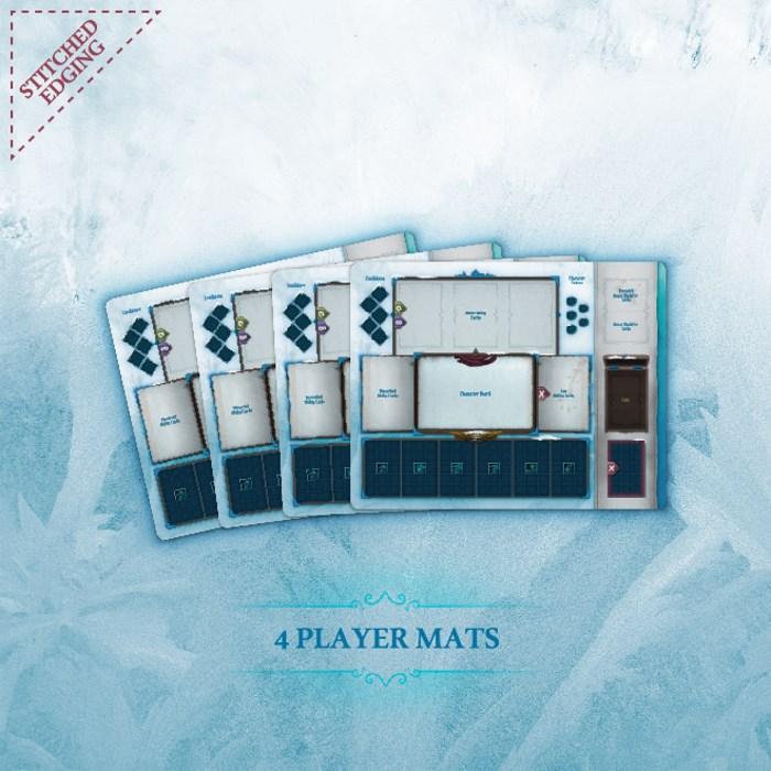 Frost Mercenary Quartet SMALL SE