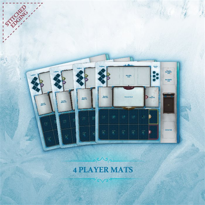 Frost Mercenary Quartet MEDIUM SE