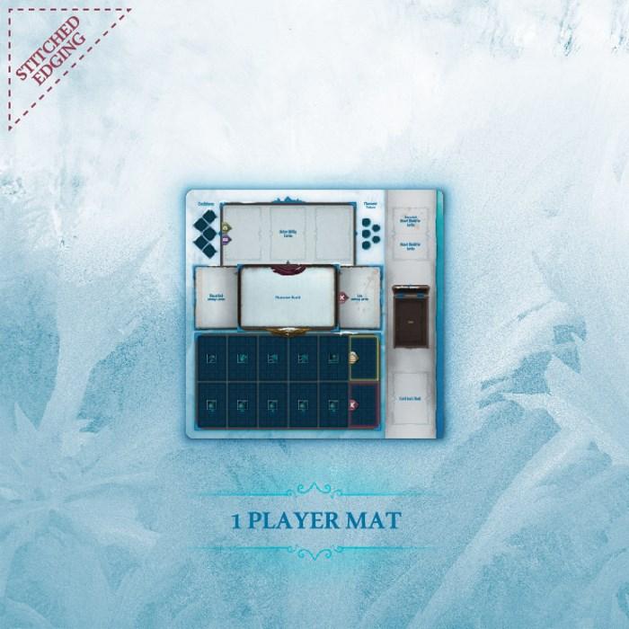 Frost MEDIUM Player Mat SE