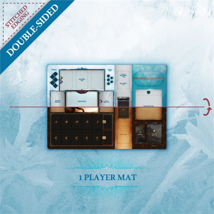 Double-Sided LARGE Player Mat SE