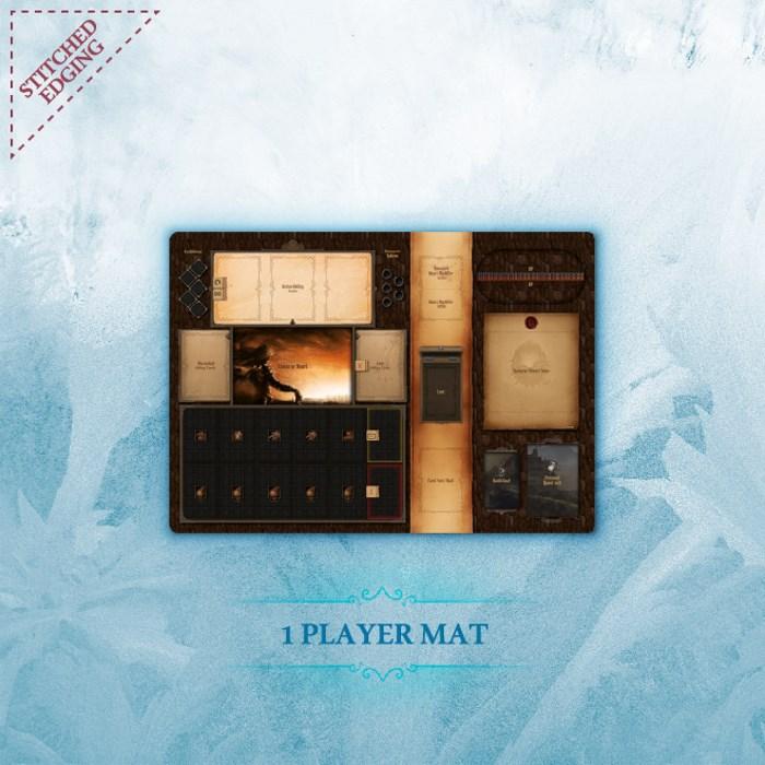 Classic LARGE Player Mat SE