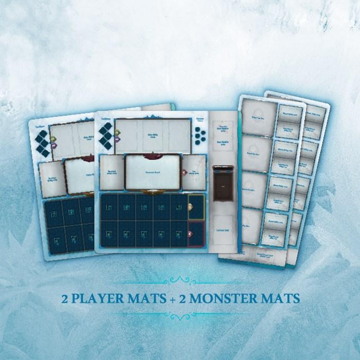 Frost Mercenary Duo vs Monsters MEDIUM