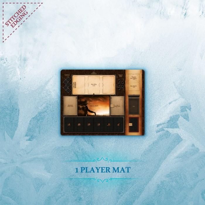 Classic SMALL Player Mat SE