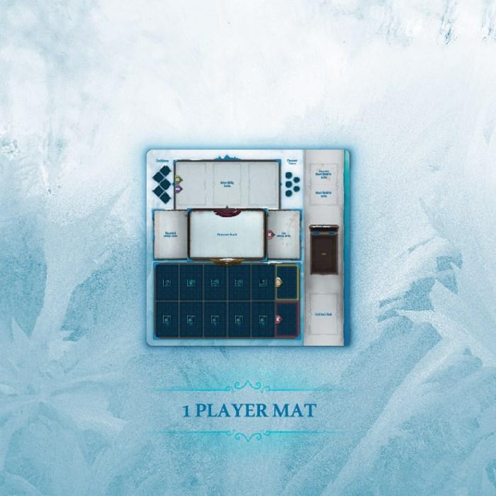 Frost MEDIUM Player Mat