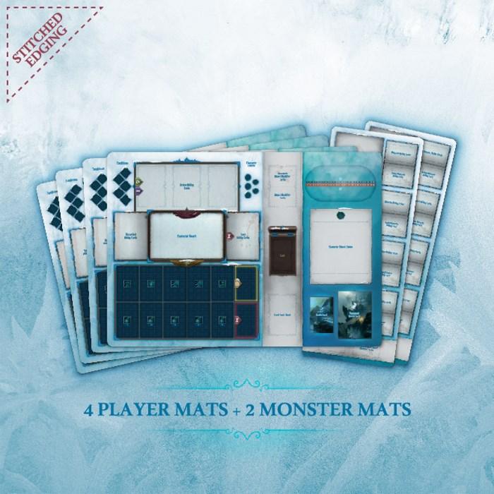 Frost Mercenary Quartet vs Monsters LARGE SE