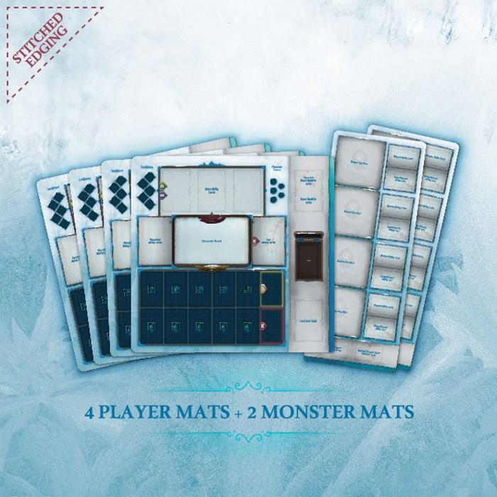 Frost Mercenary Quartet vs Monsters MEDIUM SE