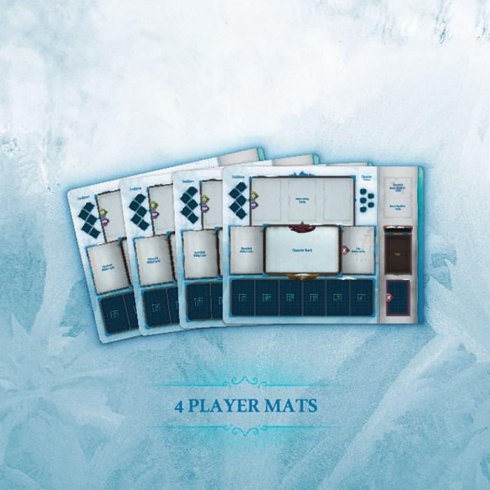Frost Mercenary Quartet SMALL