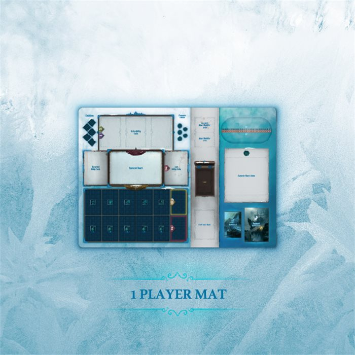 Frost LARGE Player Mat
