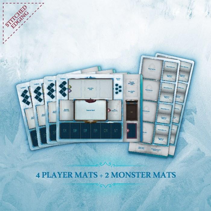 Frost Mercenary Quartet vs Monsters SMALL SE