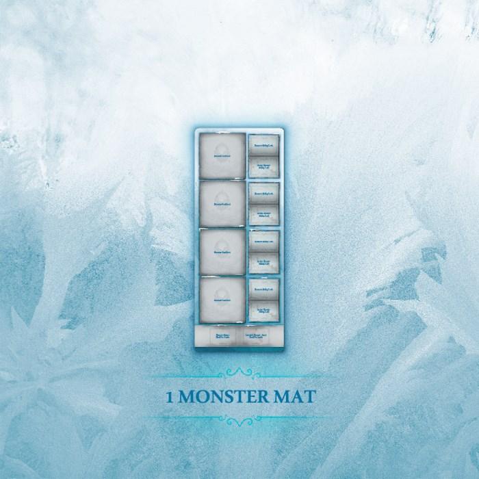 Frost Monster Mat