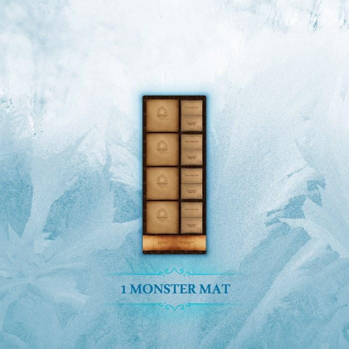 Classic Monster Mat