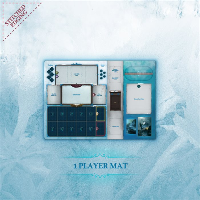 Frost LARGE Player Mat SE
