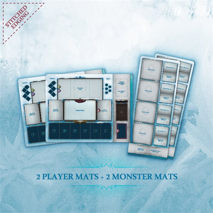 Frost Mercenary Duo vs Monsters SMALL SE