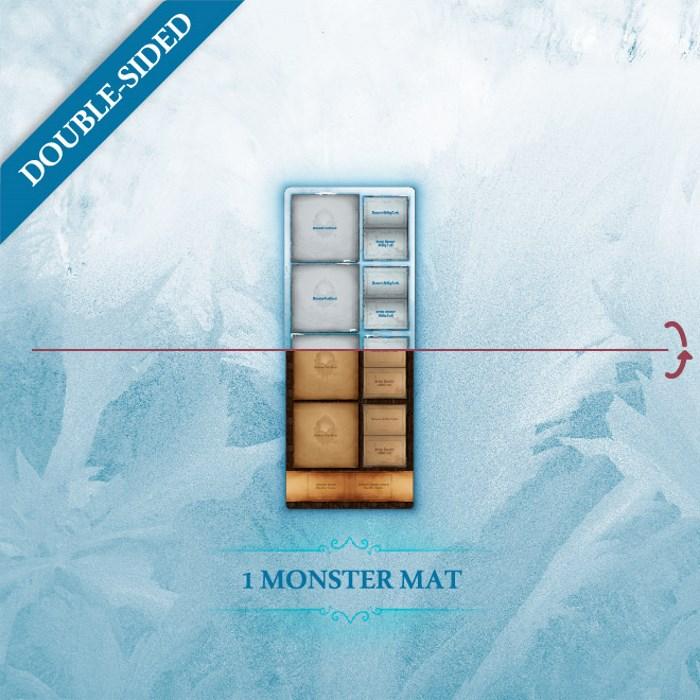Double-Sided Monster Mat