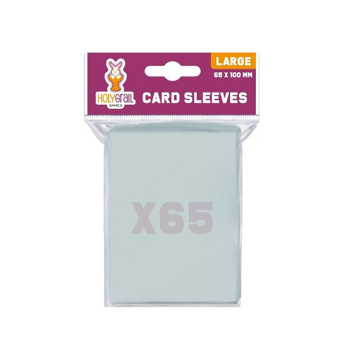 Card Sleeves - Large
