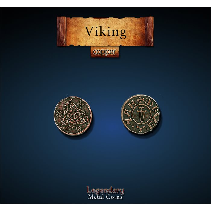 Viking Copper Coins