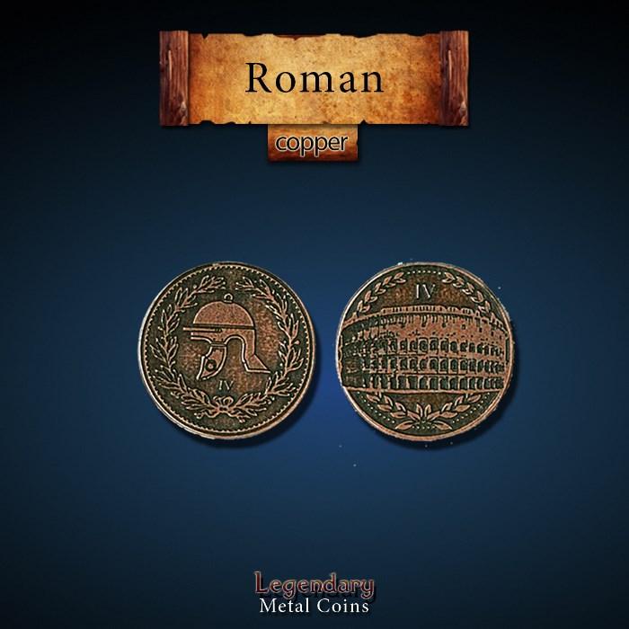 Roman Copper Coins