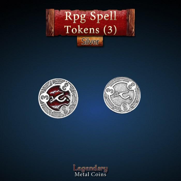 RPG Spell Token 3