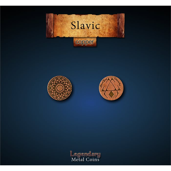 Slavic Copper Coins