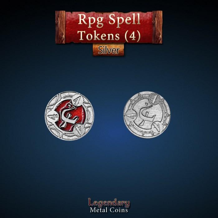 RPG Spell Token 4