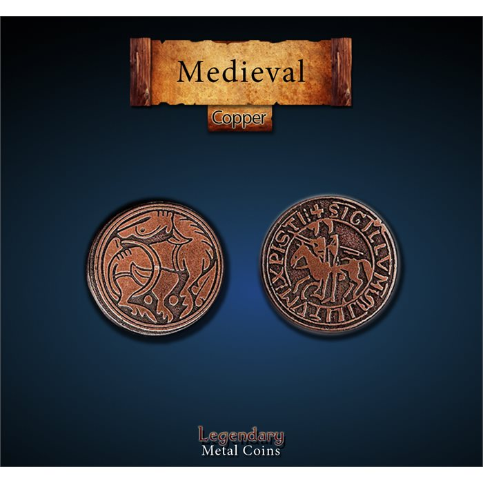 Medieval Copper Coins