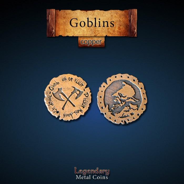 Goblin Copper Coins
