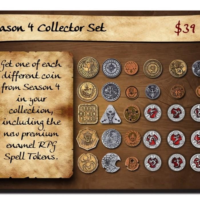 Collector Set Season 4