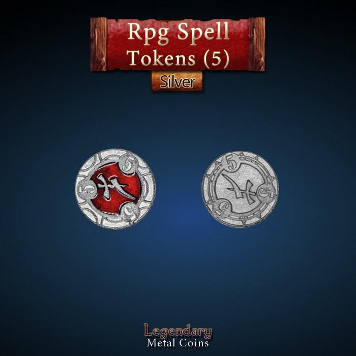 RPG Spell Token 5