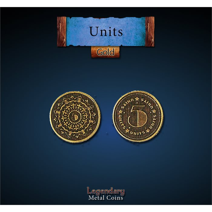Units Gold Coins