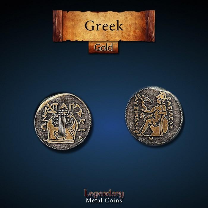 Greek Gold Coins
