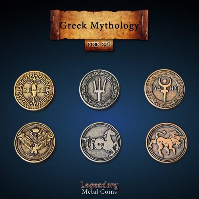 Greek Mythology Set