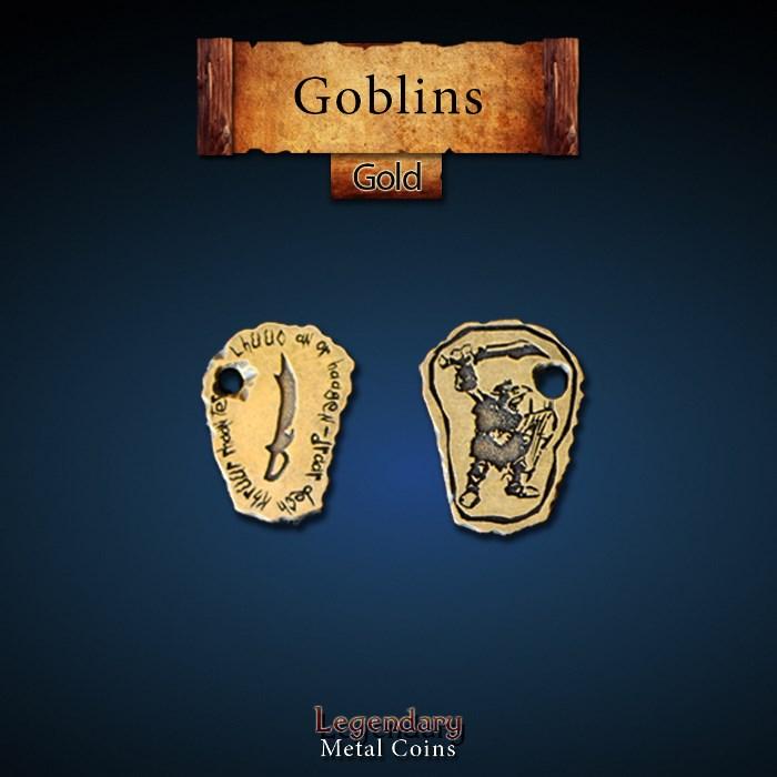 Goblin Gold Coins