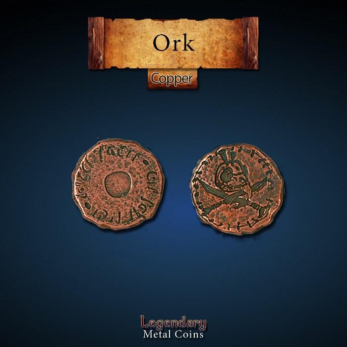 Orc Copper Coins