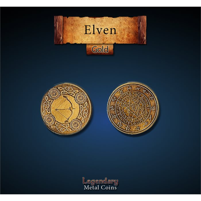 Elven Gold Coins