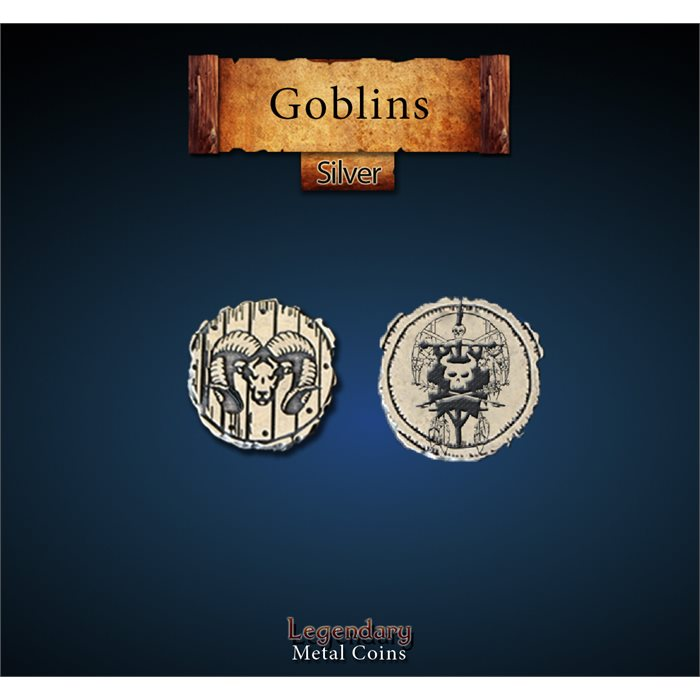 Goblin Silver Coins