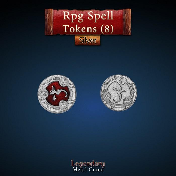 RPG Spell Token 8
