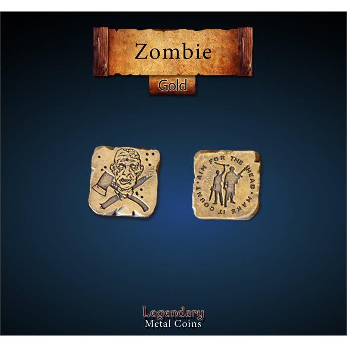 Zombie Gold Coins