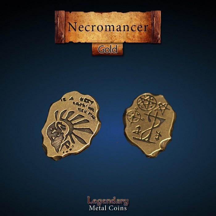 Necromancer Gold Coins