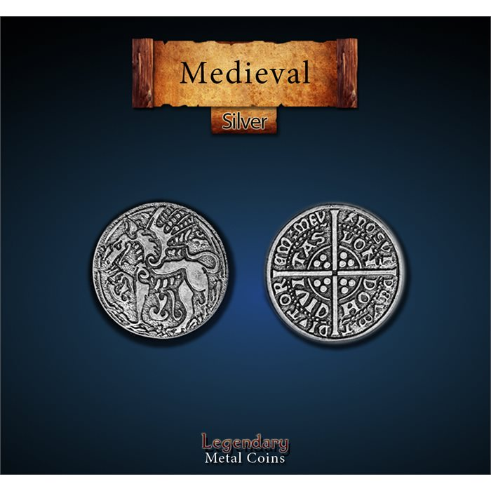 Medieval Silver coins