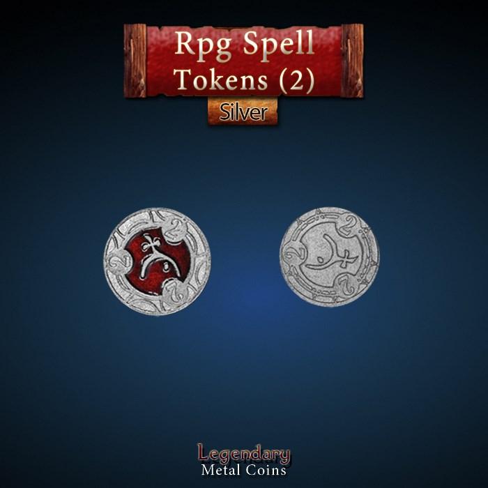 RPG Spell Token 2