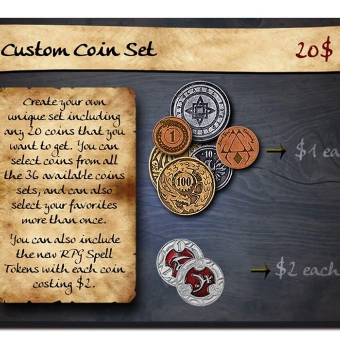 Select Custom Set