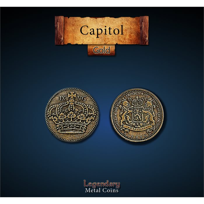 Capitol Gold Coins