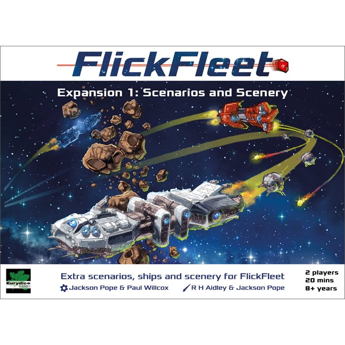 Deluxe FlickFleet Scenario Pack Expansion
