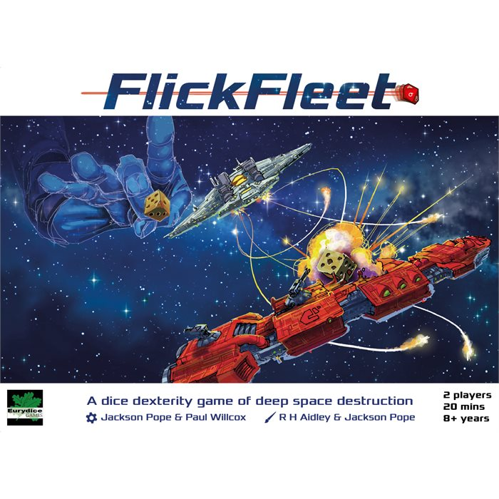 Deluxe FlickFleet Game