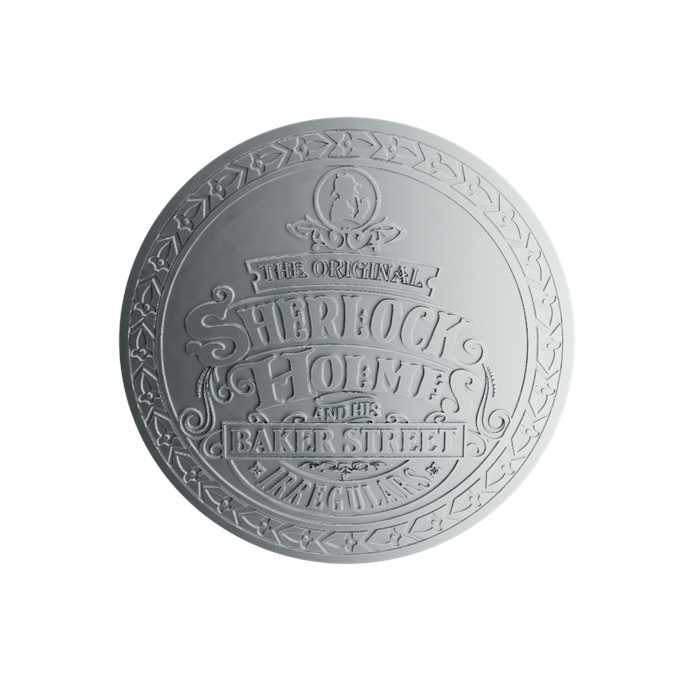 Additional 40mm Metal Coin