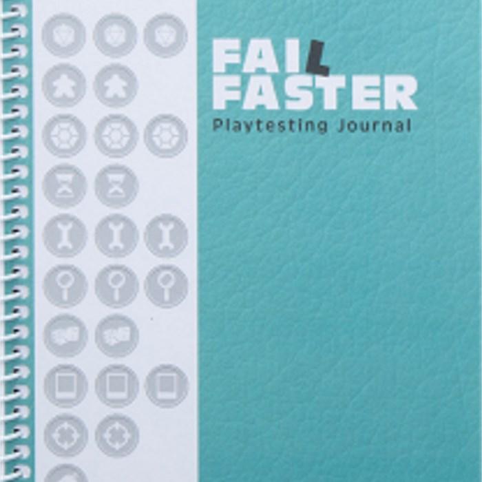 1x Fail Faster Journal