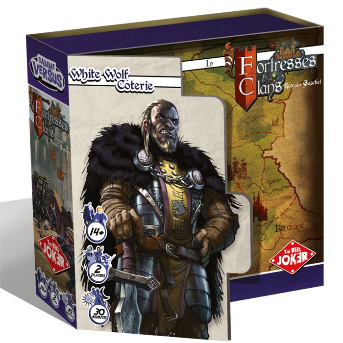 Fortresses & Clans - Base Box