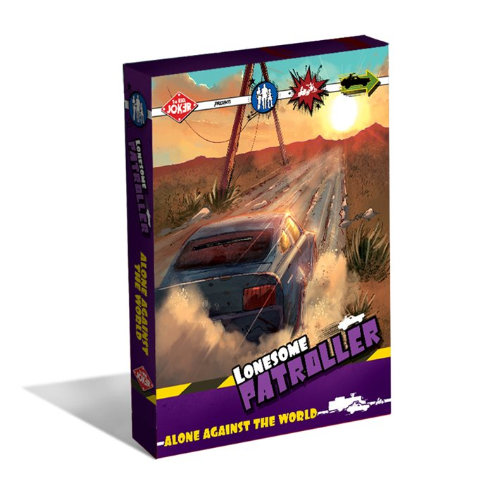 Highway to Hell - Expansion - Lonesome Patroller