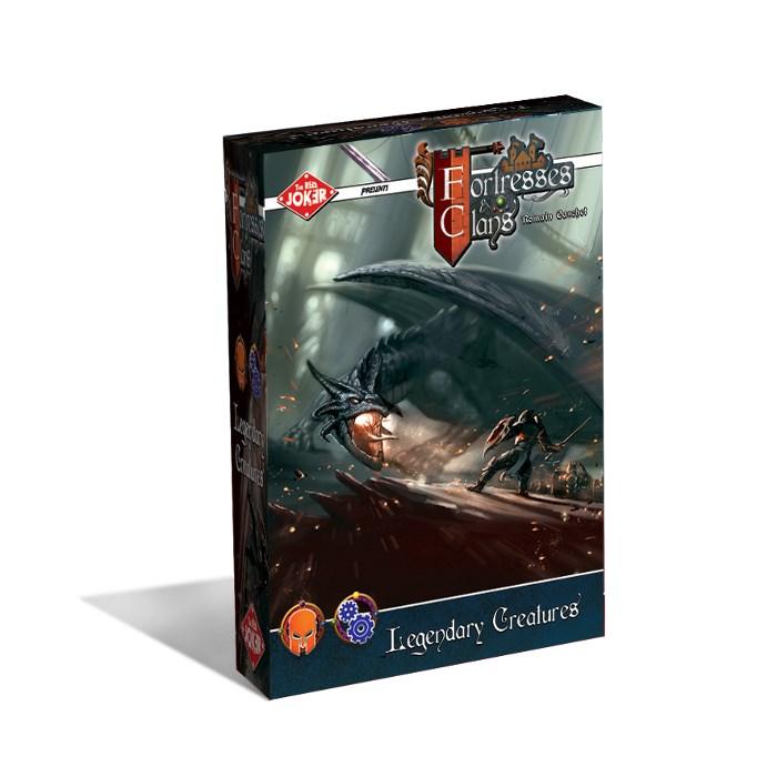 Fortresses & Clans - Expansion - Legendary Creatures
